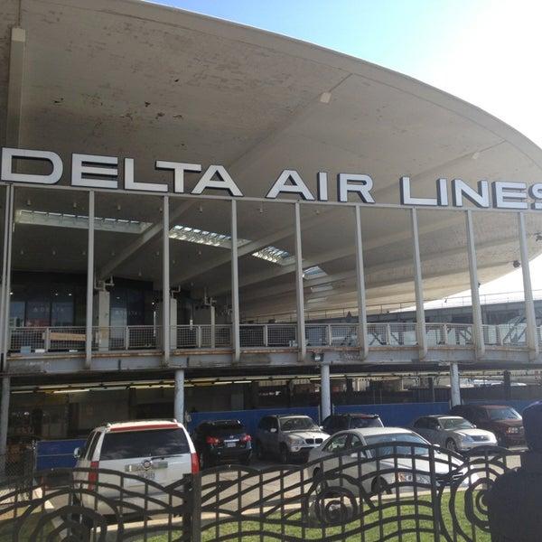 Photo taken at Terminal 3 by KarIna O. on 4/3/2013