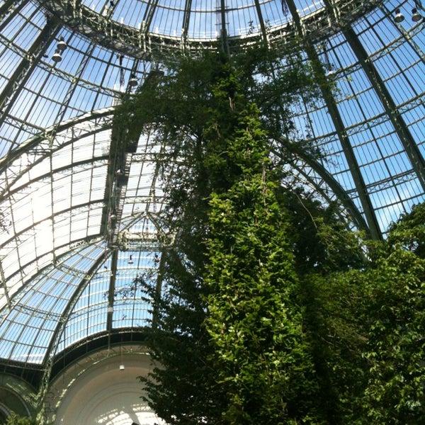 Photo taken at Grand Palais by Estelle on 6/1/2013