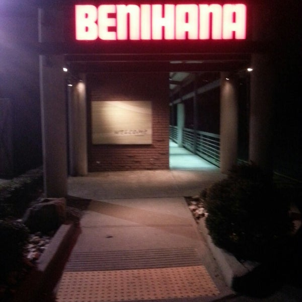 Photo taken at Benihana by Michael Carmen S. on 3/30/2013