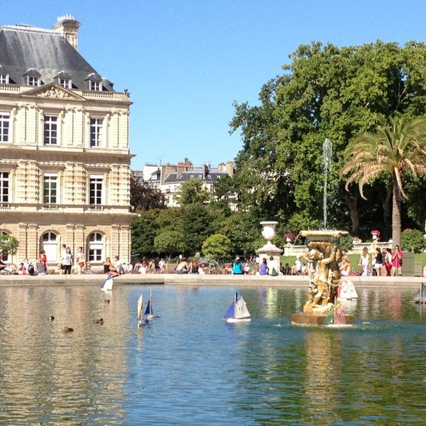 Jardin du luxembourg od on 471 tips for Jardin luxemburgo