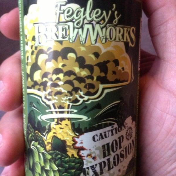 Photo taken at Felgey's Bethlehem Brew Works by Jay W. on 4/21/2013