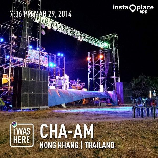 Photo taken at อำเภอชะอำ (Amphoe Cha-am) by Lars H. on 3/29/2014