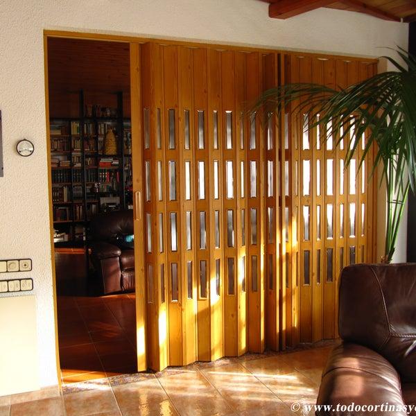Puertas plegables - Puertas plegables para armarios ...
