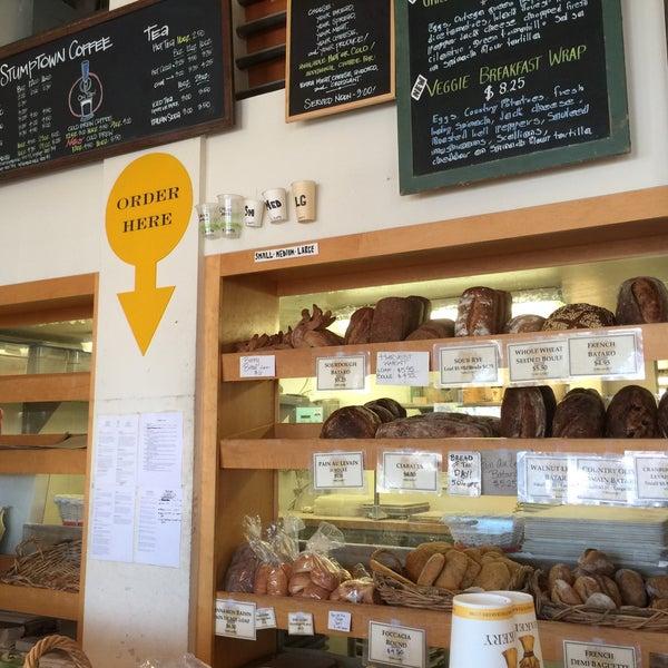 Photo taken at Model Bakery by PoP O. on 3/27/2016