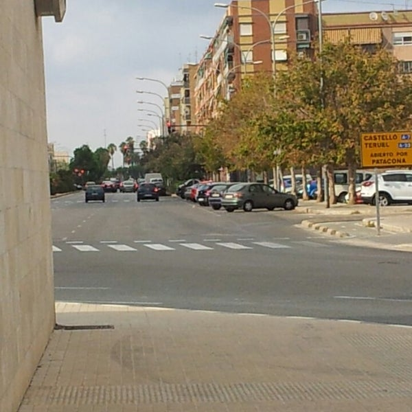 Photo taken at Estació de Tren - València-Cabanyal by Sergio G. on 8/29/2014