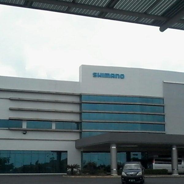 Pt Shimano Batam Factory In Batam