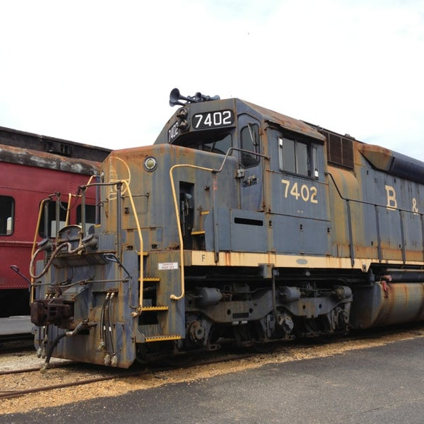 Photo taken at B & O Railroad Museum by Johnathan D. on 5/16/2013