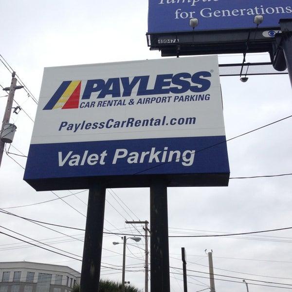 Payless Car Rental Tampa