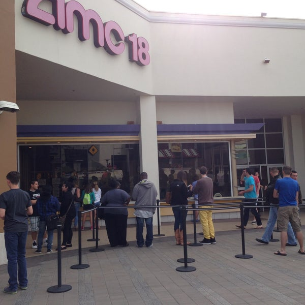 Photo taken at AMC Fashion Valley 18 by Curtis W. on 5/5/2013