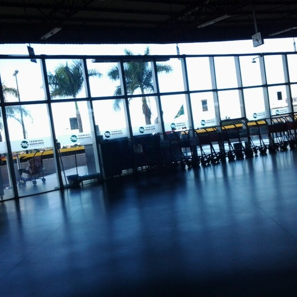 Photo taken at Terminal Rodoviário José Garcia Villar by Allysson d. on 5/25/2013