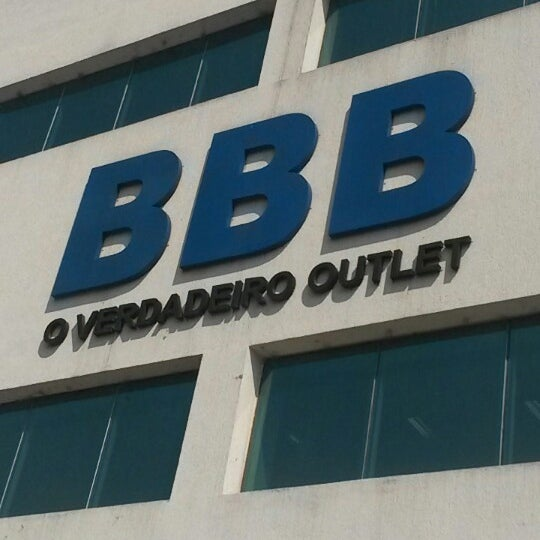 Photo taken at BBB Mega Outlet by Cida R. on 8/17/2014