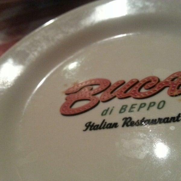 Photo taken at Buca di Beppo Italian Restaurant by Zeee L. on 5/4/2013