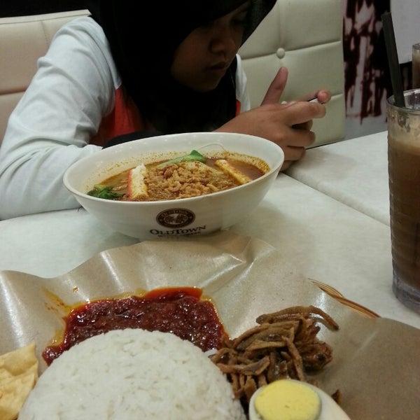 Photo taken at AEON Metro Prima Shopping Centre by Siti Hajjar N. on 4/20/2013