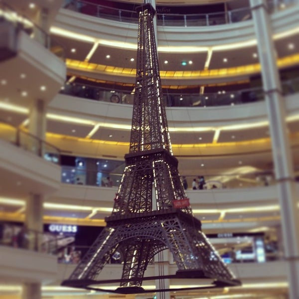 Photo taken at Pacific Place by Mutia M. on 5/12/2013