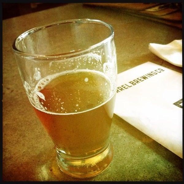 Photo taken at 10 Barrel Brewing by John C. on 9/3/2013