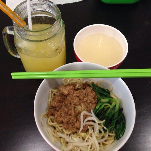 Mama chen kopitiam penjaringan jakarta jakarta for Aja asian cuisine nyc