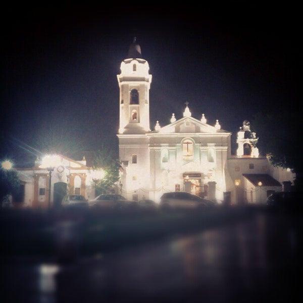 Photo taken at Plaza Francia by Edgar Mauricio O. on 10/12/2012