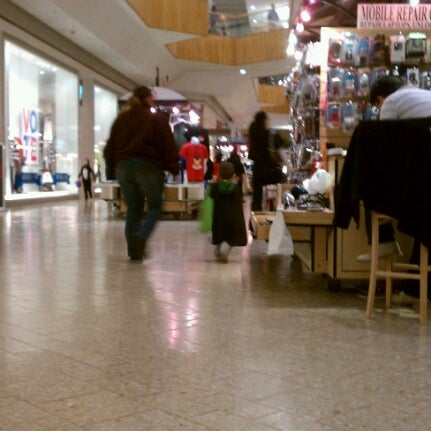 Photo taken at Holyoke Mall at Ingleside by Marty C. on 10/31/2012