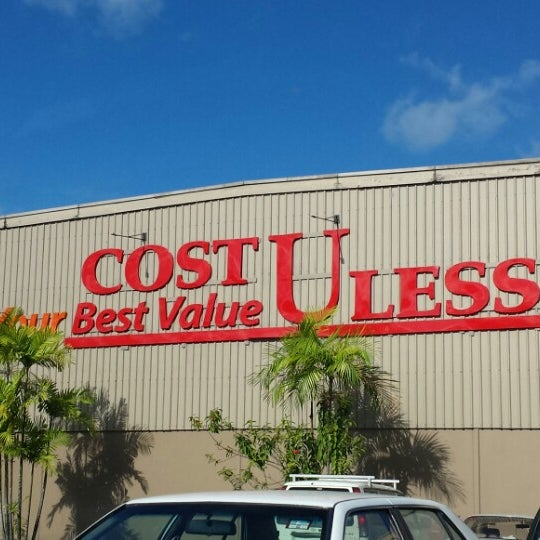 Cost U Less >> Cost U Less - Laucala Bay, Central