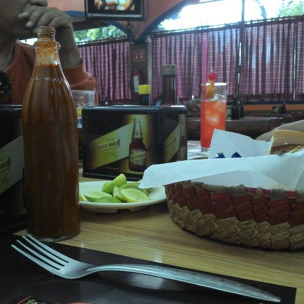 Cantina la aut ntica roma norte lvaro obreg n esq for Autentica mexican cuisine