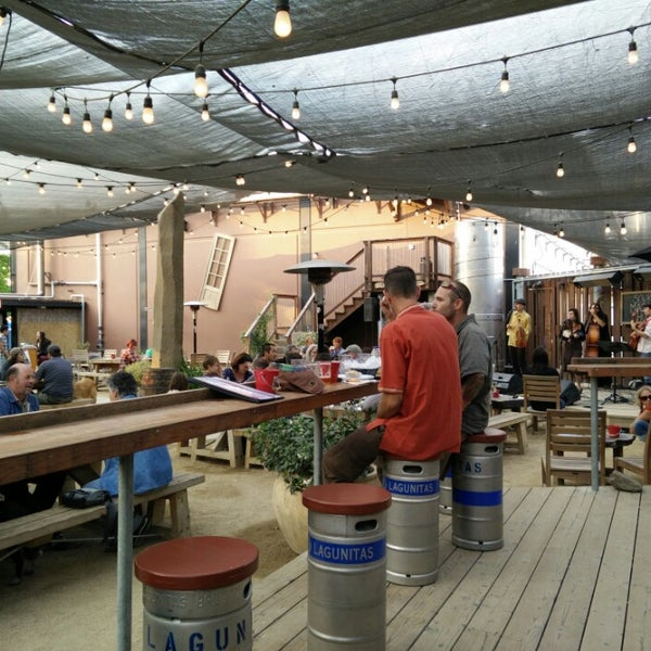 Photo taken at Lagunitas Brewing Company by Michael M. on 8/7/2014