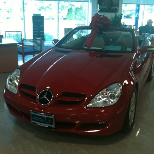 Photo taken at Contemporary Motor Cars of Little Silver by Susan H. on 8/3/2012