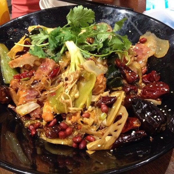 Photo taken at 芮欧美食广场 | Réel Kitchen by tony h. on 6/2/2014