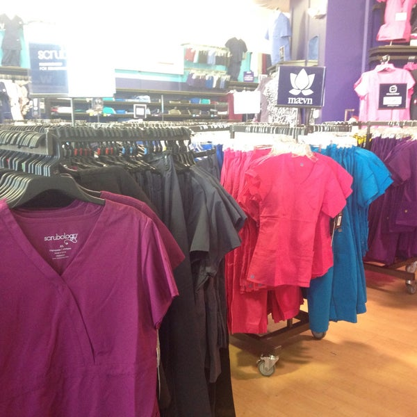 Construction clothing stores