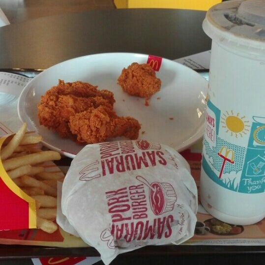 Photo taken at McDonald's by Sven W. on 8/2/2016
