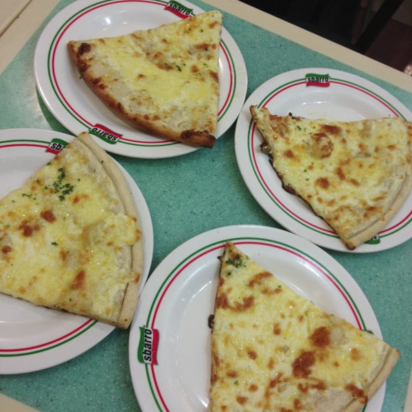 Photo taken at Sbarro by Eesh S. on 5/4/2013
