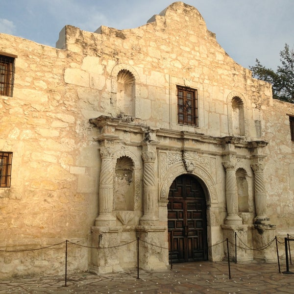 Photo taken at The Alamo by Angel N. on 4/17/2013