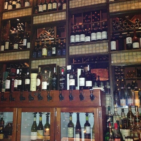 Photo taken at D.O.C. Wine Bar by Mike C. on 11/10/2012