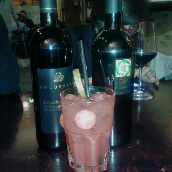 Photo taken at Enoteca Ferrazza by Mariapia C. on 5/4/2013