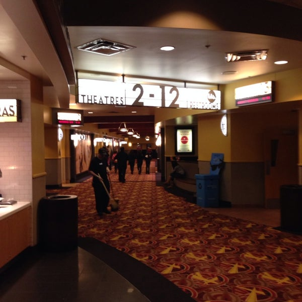 Photo taken at AMC Columbia 14 by Bill I. on 12/21/2013