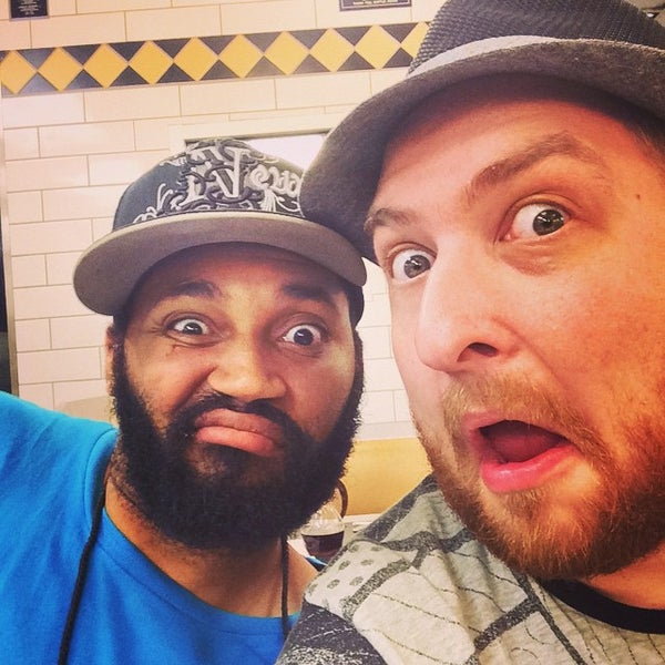 Photo taken at Waffle House by Christian P. on 10/9/2014