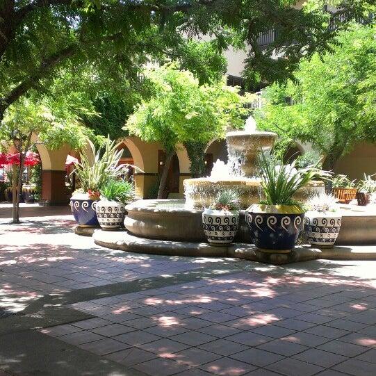 Photo taken at Todos Santos Plaza by Nate O. on 6/9/2013