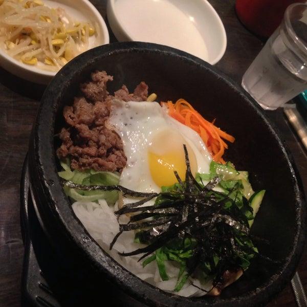 Korean Restaurant Vancouver Robson