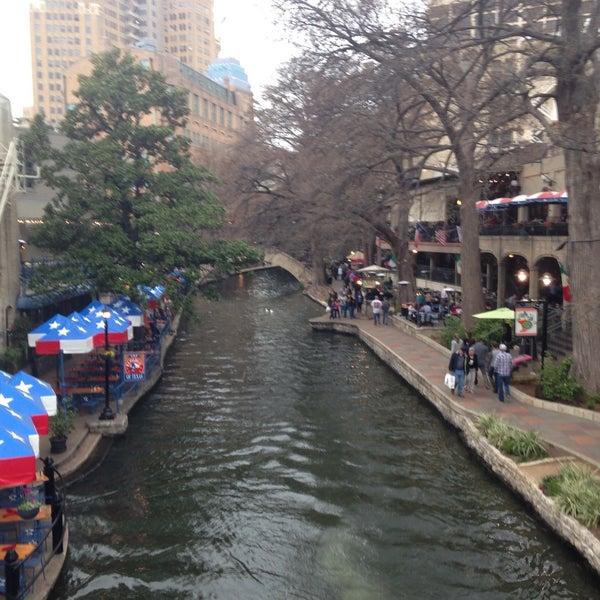 Photo taken at San Antonio by Halil ö. on 2/22/2015