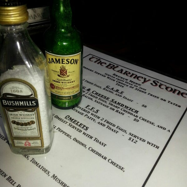 Photo taken at Blarney Stone Bar & Restaurant by Lils 2. on 3/17/2013