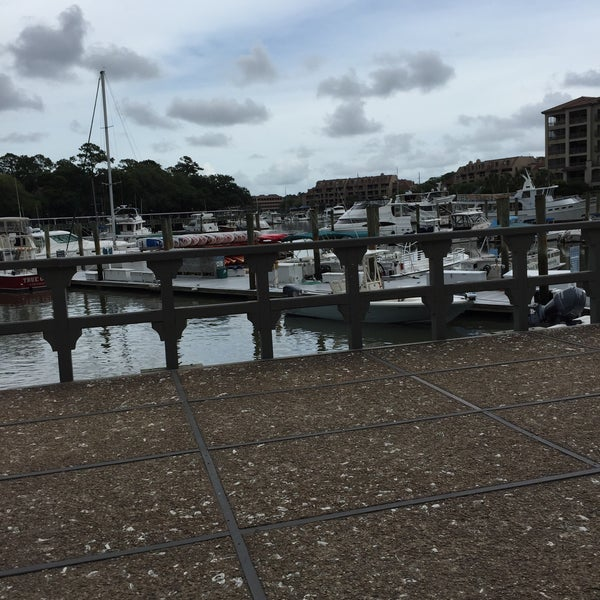 Photo taken at Shelter Cove Marina by Bill R. on 6/2/2015