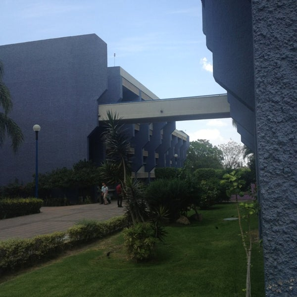 Photo taken at Universidad del Valle de Atemajac (UNIVA) by Cesar B. on 5/16/2013