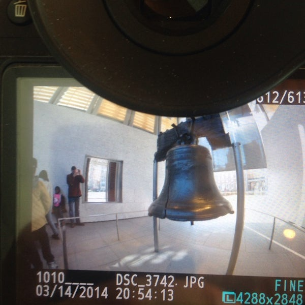 Photo taken at Liberty Bell Center by Kevin R. on 3/15/2014