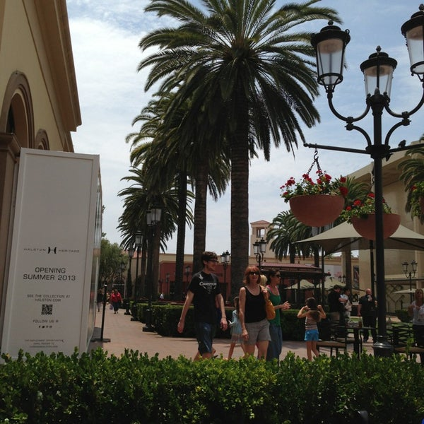 Photo taken at Fashion Island by Fahad H. on 7/3/2013