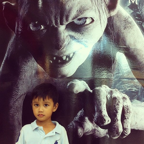 Photo taken at Big Cinemas by Mohamad Hilmi O. on 12/13/2012