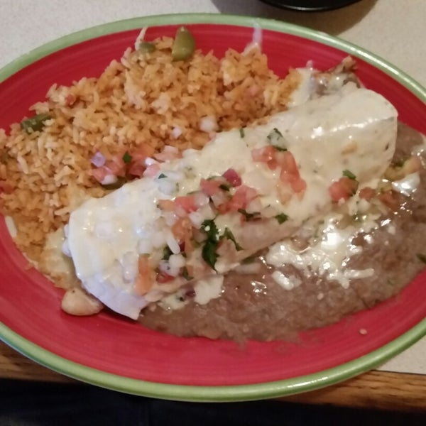 Photo taken at Mexico Restaurant by PFC Tyler H. on 10/28/2014