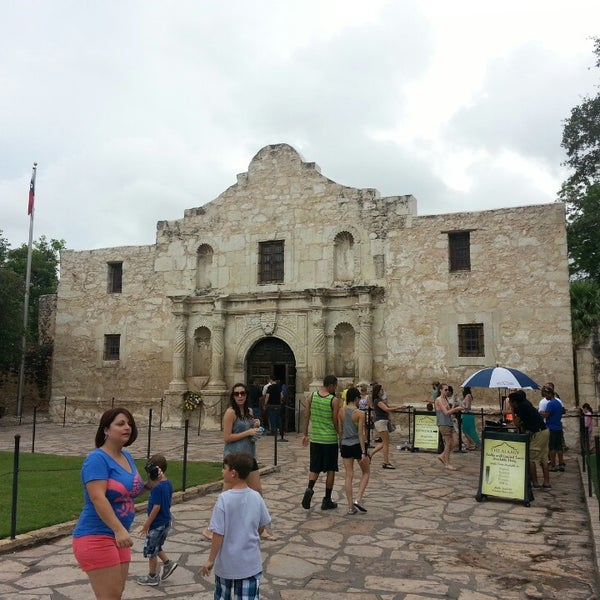 Photo taken at The Alamo by Melvin M. on 6/9/2013