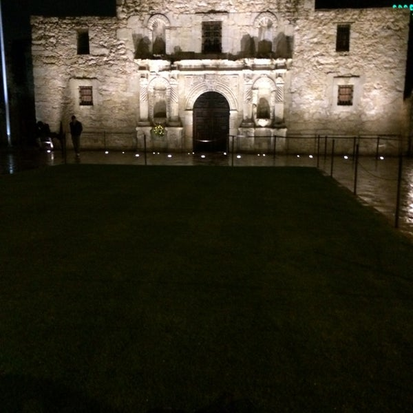 Photo taken at The Alamo by Daljit S. on 3/11/2014