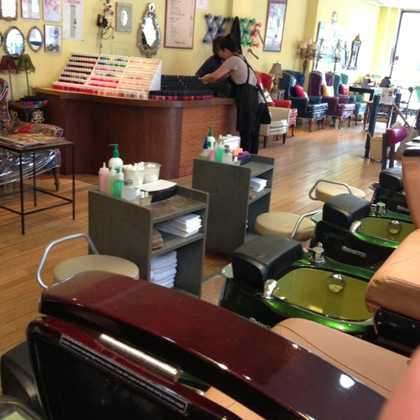 Sabrina nail salon spa in murray hill for 24 hour nail salon nyc