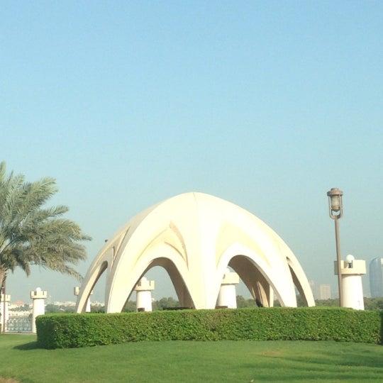 Photo taken at Corniche Al Gorm by Salem . on 5/27/2013