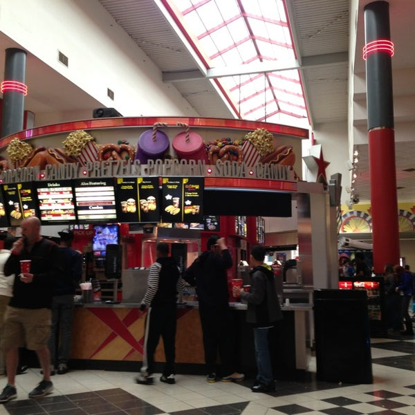 Photo taken at AMC Loews Palisades Center 21 by Ruben L. on 5/25/2013